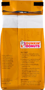 Dunkin Donuts Pumpkin Spice Latte 2017 by Dunkin U0027 Donuts Pumpkin Spice Ground Coffee 11 Oz Walmart Com