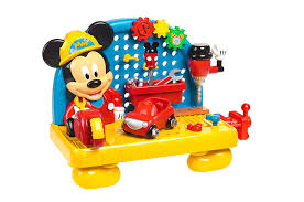Mickey Mouse Bathroom Set Amazon by Amazon Com Mickey Mouse Mousekadoer Workbench By Just Play Toys