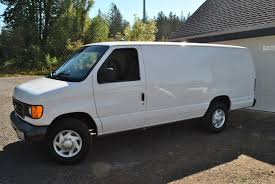 Our Ford Van Conversion