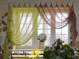Kitchen Curtain Ideas Pictures S Room Features Collection Contemporary Kitchen