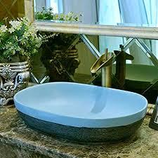 gorheh amerikanisches antikes badezimmer über gegenbassin