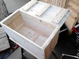 100 plans to build a toy box bench how to build a toy chest