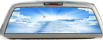 100 Pickup Truck Rear Window Graphics Amazoncom Stairway To Heaven 17 Inchesby56 Inches Compact