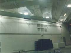 tectum correctional interior ceiling and wall panels designed