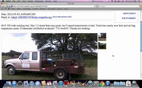 Craigslist Tyler Tx Cars - Car Gallery