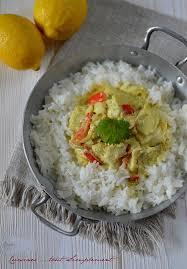 cuisiner simplement curry de cabillaud au lait de coco tout simplement cuisiner
