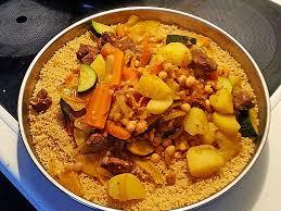 tunesischer couscous