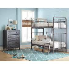 bunk bed box spring wayfair