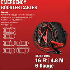 Amazon.com: AAA 4326AAA Heavy Duty 16' 6 Gauge Booster Cable: Automotive Jumper Cables 2 Gauge 20 Long 297464 Chargers Jump Starters Buyers 5601025 25 Cable With Grey Quick Connect 9914 Anderson Plug Port Complete Next72hours Youtube Run Gloria Tow Truck Blues Emergency Jumpstart Service Garland Tx Dfw Towing Roadside Assistance Auto Kit For Car Fully Stocked 65 Engizer 1gauge 30 Ft Connectenb130a Jegs 81964 High Quality 4gauge 500 Amp Carhkebattery Booster Amp Shop Online Best Rated In Automotive Replacement Battery Helpful 9 Tips For Starting Your Forklift Toyota Lift