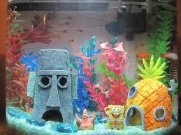 Spongebob Aquarium Decor Set by 12 Best For Pluto And Mikey Images On Pinterest Fish Aquariums