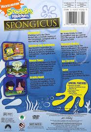 Spongebob Halloween Dvd Episodes by Amazon Com Spongebob Squarepants Spongicus Tom Kenny Clancy