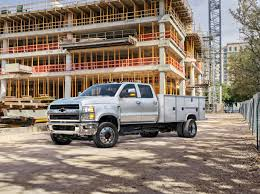 GM Reveals 2019 Chevrolet Silverado 4500HD/5500HD/6500HD - Camaro5 ...