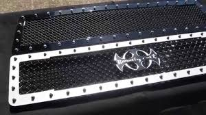 Custom Aftermarket Truck Ford Grilles - YouTube 62018 Chevy Silverado 1500 Chrome Mesh Grille Grill Insert Custom Aftermarket Truck Ford Grilles Youtube Paramount Automotive Sports Fan Grille Painted Nissan Titan Made For Truckscustom Black Trucks How To Install A Royalty Core Light Bar Better New Options For The Chevrolet Yeah Pickup Became Most Exciting Segment In Trex Products Introduces Tough Designs 2015 2012 Sema Dodge Ram Project Blackout Gothic