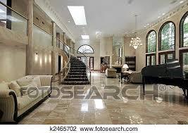 marmor wohnzimmer stock bild k2465702 fotosearch