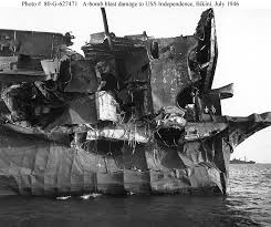 Uss America Sinking Location by Us Navy To Sink The Uss America Airliners Net