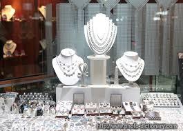 Window Display For Jewellery Shop