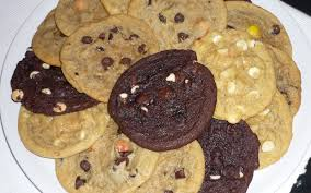 recette de cuisine cookies recette vrais cookies américains pas chère et simple cuisine étudiant