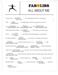 Halloween Mad Libs Esl by 54 Best Mad Libs Images On Pinterest Books English Course And