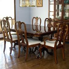 Queen Anne Style Dining Room Chairs Furniture Company Table And Living