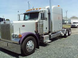 USED 2006 PETERBILT 379 TANDEM AXLE SLEEPER FOR SALE IN DE #1306