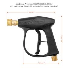 High Pressure Washer Hds 7 by Snow Foam Lance Bottle Cannon Blaster For Karcher K Series
