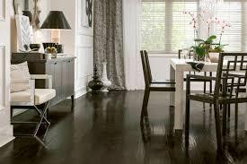 Stylish Maple Dark Wood Flooring