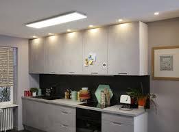 led pour cuisine plafonnier cuisine led beautiful luminaire plafonnier with