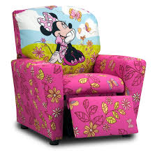 Disney Minnie Mouse Cuddly Cuties Kids Recliner