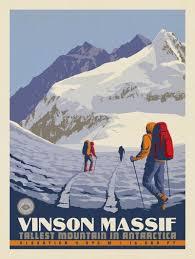 100 Mountain Design Group Anderson World Travel 7 Summits Vinson