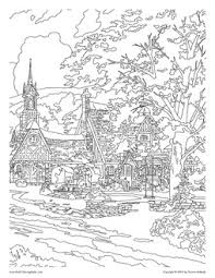 Adult Coloring Book Artists