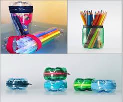 Beautiful Zipper Pen Holders With Plastic Bottle Creative Ideas For Kids
