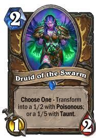 r druid deck kft midrange taunt token druid deck list guide september 2017 frozen