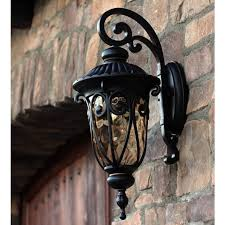 Y Decor Hailee 1 Light Exterior Lighting in Oil Rubbed Bronze