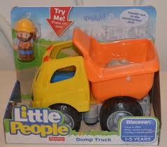 100 Little People Dump Truck Fisher DFT45 EBay