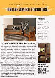 PPT - The Appeal Of American Amish Made Furniture PowerPoint ... Modern Live Edge Solid Wood Ding Table Room Set Of 4 Toby Chairs And Rectangular Kitchen Medium Brown Color Home Timber Homeandtimber Twitter The 1 Premium Fniture Furnishings Brand Amazoncom Tyjusa Chair Handcrafted Tables Vermont Woods Studios Antique Vintage 11774 For Sale At Trise Chair Grey Kave 14 Stylish Solid Hardwood Flooring Made In Usa Unique Midcentury 595088 In North America Ding Room Canadel