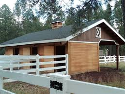 Shed Row Barns For Horses by Shedrow Barns Open Breezeway Horse Barn The Cimarron
