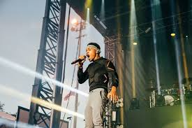 Chance The Rapper Whose New Album His Third Solo Release Is Titled Coloring Book Credit David Kasnic For York Times
