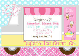Ice Cream Party Invitation | Fresh Chick Design Studio Icecream Truck Vector Kids Party Invitation And Thank You Cards Anandapur Ice Cream Kellys Homemade Orlando Food Trucks Roaming Hunger Rain Or Shine Just Unveiled A Brand New Ice Cream Truck Daily Hive Georgia Ice Cream Truck Parties Events For Children Video Ben Jerrys Goes Mobile With Kc Freeze Trucks Parties Events Catering Birthday Digital Invitations Bens Dallas Fort Worth Mega Cone Creamery Inc Event Catering Rent An