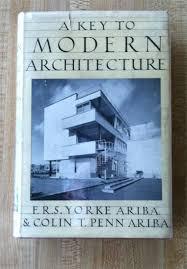 100 Modern Architecture Magazine A Key To