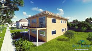 100 Container Homes Designer SCH10 4 X 40ft 4 Bedroom Home Eco Home