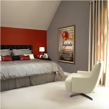 Danny And I Are Going To Do A Red Accent Wall Like This Maybe Lighter Gray