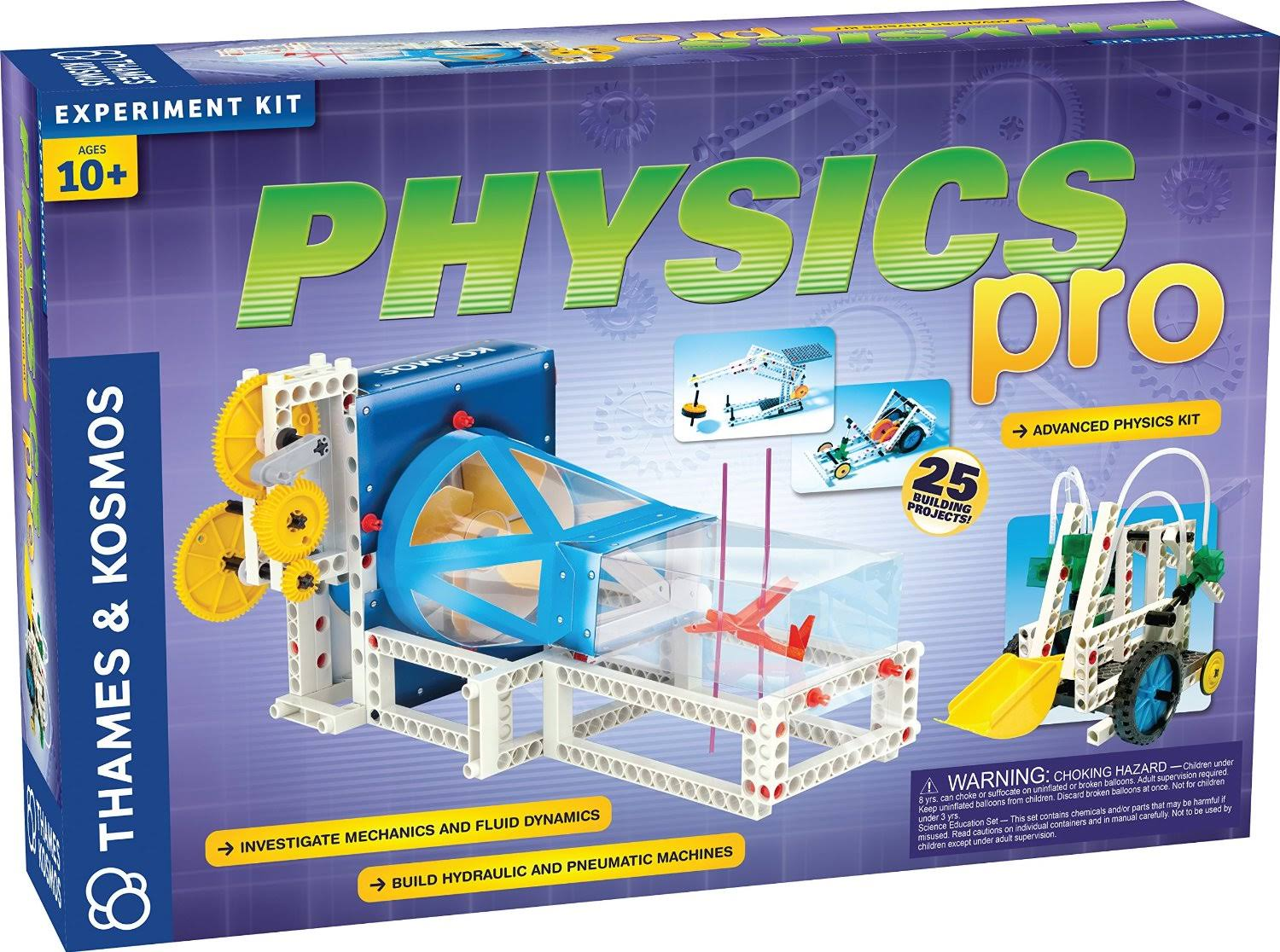 Thames & Kosmos Physics Pro Version 2.0 Science Kit