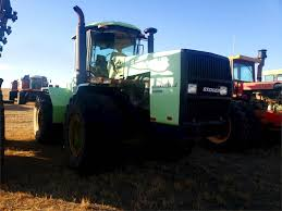 100 Panther Trucking 1985 Steiger PANTHER 1000 KP1400 Tractor For Sale 7941 Hours