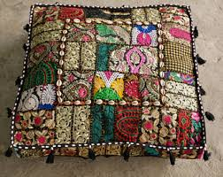 Giant Bohemian Floor Pillows by Floor Pillows Etsy