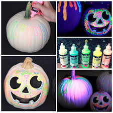 Thomas The Train Pumpkin Designs by Clever No Carve Painted Pumpkin Ideas For Kids Crafty Morning
