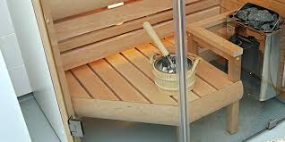 mini sauna für das zuhause optirelax