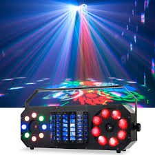 ADJ American DJ Boom Box FX2 4 in 1 FX LED Light with Laser