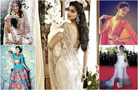 Sonam Kapoors Many Different Looks