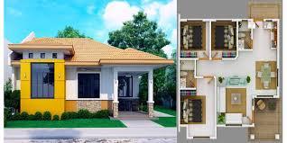 100 Modern Architecture House Floor Plans Design Ideas Bungalow Grey Small