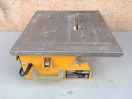 workforce tile cutter no water tray in los angeles letgo